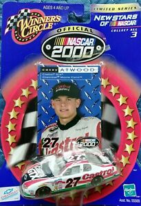 Winners Circle Casey Atwood #27, Die Cast Stockcar New Stars of Nascar Limited S