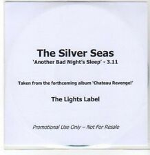 (BY376) The Silver Seas, Another Bad Night's Sleep - DJ CD