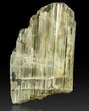 "1.3"" 51ct PaleGreen/Yellow ColorChange DIASPORE Termnatd Crystal Turkey for sale"