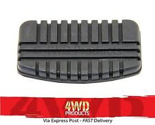 Brake Pedal Pad/Rubber (Auto) - Pajero NA-NG 2.6P 3.0-V6 2.3D 2.5D (83-91)