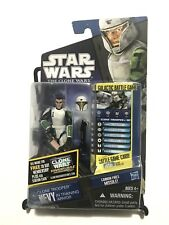 """Star Wars The Clone Wars Clone Trooper Hevy CW41 in Training Armor 3.75"""""""