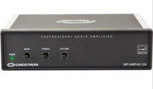 Crestron MP-AMP40-100 NEU mit OVP Neuwertig