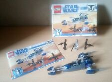 Lego star Wars 8015 ASSASSIN DROIDS BATTLE PACK