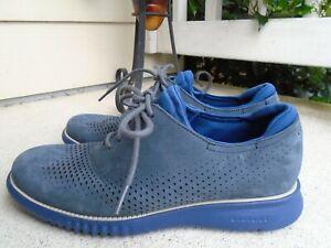 Cole Haan 2.0 Zerogrand  Leather Sneakers Comfort Shoe Mens size 7.5