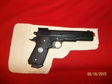 WWI WWII Colt 1911, 1911A, .45 Auto gun sleeve holster liner protective sleeve