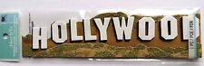 Hollywood Sign Title California Movies Jolee's 3D Stickers