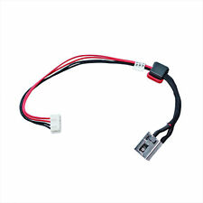 FOR TOSHIBA SATELLITE L55-A5284 L55-A5285 DC POWER JACK HARNESS IN CABLE SOCKET