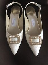 Rainbow Couture Wedding Shoes 'Trista'  Size 3