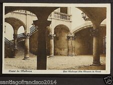 1543.-PALMA DE MALLORCA -Ciutat de Mallorca Pati Mallorquín (Câs Marqués de Vivo