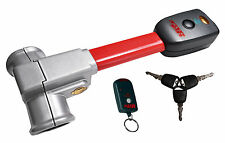 SWAT PRO-S Canne antivol bloque volant avec alarme 1 télécommande pour voitures