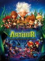 Arthur et la vengeance de Maltazard - Edition simple // DVD NEUF