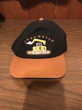 John Deere Skid Steers BaseBall Cap Hat adjustable buckle style