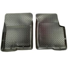 Husky Liners 33711 Front Seat Floor Mats Black For Ford Ranger & Mazda B-Series