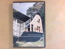 DVD DOC ARCHITECTURE / LA MAISON EN ACIER + L'INDIENNE EN BOIS / TRES BON ETAT