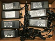 JOBLOT X7 TOSHIBA AC ADAPTERS 19V 4.74A  PA3516E-1AC3  PA-1900-24   C198