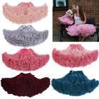 New Women Short Bridal Petticoat Crinoline Underskirt Tutu Dance Skirt Slip