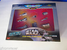 MICRO MACHINES STAR WARS A NEW HOPE COLLECTORS EDITION