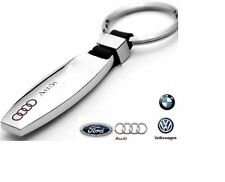 Keychain Key ring AUDI S1/S3/S4/S5/S6/S7/S8/S8 PLUS+ METAL CROMO NUEVO_Exclusivo