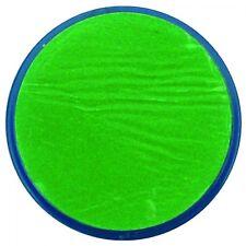 Bright Green Snazaroo 18ml Waterbased Face Body Paint Fancy Dress Costume