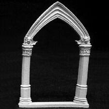 Reaper Dark Heaven Legends 02703 Gothic Archway Dungeon Scenery Decor Portal D&D