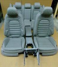 VW Passat 3C B6 Variant Ledersitze Lederausstattung Memory grau