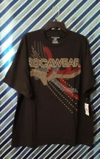 Rocawear Men's Tshirt Black Size:2XL MSRP $24.00
