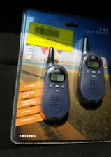 NOS Audiovox 2-Way Radios FR1420A 2 MILE 14 Channel NEW OLD STOCK SEALED 2 pak
