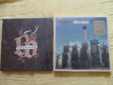 Böhse Onkelz-2 Limitierte LP Boxen/Memento+Hockenheim 2014 Vinyl OVP