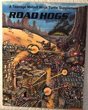 A Teenage Mutant Ninja Turtle Supplement-Road Hogs by Erin Wujcik
