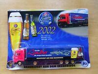 Brauereitruck Werbetruck Einsiedler Brauhaus 2002