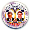 "Great  ~  "" VOTE FOR THE BEST / KERRY - EDWARDS 2004 ""  ~  2004 Campaign Button"