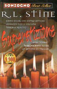 G10 Superstizione Stine Sonzogno 1998