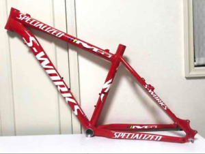 [Very Good] Specialized S-Works M5 17 Frameset  Aluminum Mountain Bike Vintage