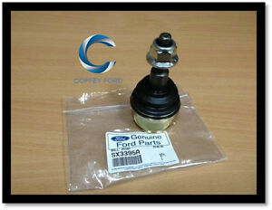 Genuine Ford SX/SY Territory Front Lower Castor Arm Ball Joint Assembly. SX3395A