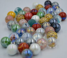 NEW 1 GIANT FAIRY 42mm GLASS SWIRL MARBLE TRADITIONAL GAME or COLLECTOR/'S ITEM