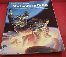 Mutants in Orbit An Adventure & Sourcebook for After the Bomb & Rifts VGC