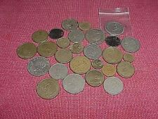 QTY 26  20th CENTURY MIXED MEXICO +1 JEWELRY COIN LOT SEE PICS selectvintage