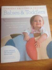 Comfort Knitting & Crochet For Babies & Toddlers Norah Gaughan & Berroco Team