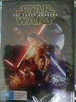 Star Wars - The Force Awakens (DVD, 2016), Region 4, Free Postage, ML