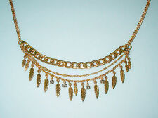 Pilgrim Damen-Halskette aus der Serie Tantalizing vergoldet