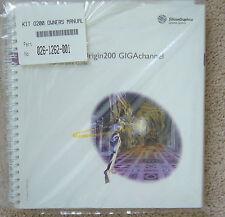 SILICON GRAPHICS SGI - Origin 200, with Giga channel OWNER'S GUIDE