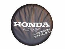"China made Spare Wheel Tire Soft Cover Protector 27"" For Honda CRV ship from FLA"