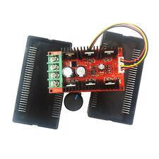 12V 24V 48V 2000W MAX 10-50V 40A PWM DC Motor Speed Control HHO RC Controller