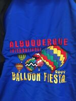 Albuquerque 2009 International Balloon Fiesta Embroidered Hot Air Winter Jacket