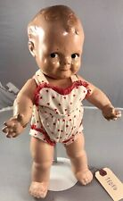 "12"" Antique American Composition Scootles Doll! Beautiful! 18086"