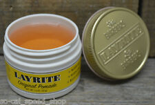LAYRITE ORIGINAL POMADE 1oz HAIR GREASE ROCKABILLY POMPADOUR HOT ROD VLV SLICK