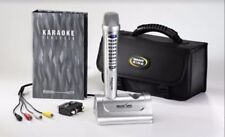 KARAOKE Magic Sing Mikrofon ET-4500 mit 200 Songs, NEU, KARCHER-SYSTEM