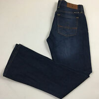 LUCKY BRAND womens size 6/28 jeans 28x32 SOFIA BOOT dark blue stretch cotton NEW