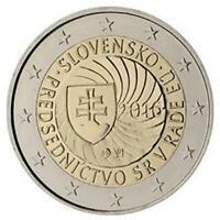 2 euro Slovacchia 2016 Presidenza Unione Europea
