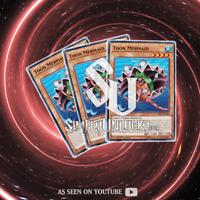 TOON MERMAID x3   Common   SS01-ENC06 Duelists of Tomorrow YuGiOh